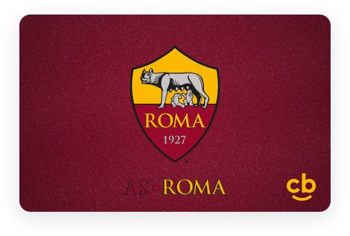 AS ROMA Cashback Card